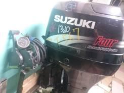 Suzuki. 70,00л.с., 4-тактный, бензиновый, нога L (508 мм)