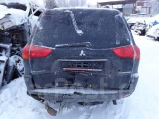Mitsubishi Pajero Sport. ПТС 2008г. 3,2л. Дизель. Черный.