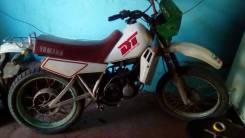 Yamaha DT50. исправен, без птс, с пробегом