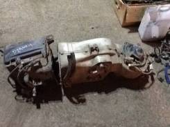 Корпус отопителя. Mitsubishi Delica, P25W Двигатель 4D56