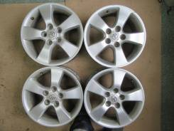 Toyota. 6.5x16, 5x114.30, ET50, ЦО 59,1мм.