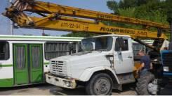 ЗИЛ АГП-22.04. Продается автогидроподъемник АГП-22.04 433362, 6 000 куб. см.