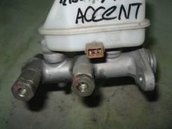 Цилиндр главный тормозной. Hyundai Accent, LC, LC2 Hyundai Verna Двигатели: D3EA, G4EA, G4EB, G4ECG, G4EDG, G4EK