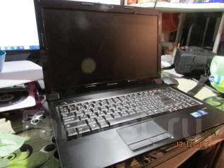 "Lenovo B560. 15.6"", 2,4ГГц, ОЗУ 2048 Мб, диск 500 Гб, WiFi, Bluetooth, аккумулятор на 3 ч."