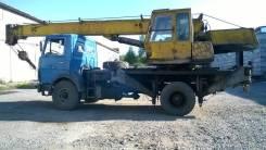 Ивановец. Автокран Маз -1994г., 70 000 куб. см., 14 000 кг., 14 м.