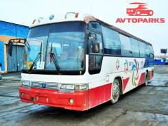 Kia Granbird. Пассажирский автобус KIA Granbir KM948, 11 500куб. см., 43 места