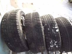 Bridgestone Blizzak Revo2. Зимние, без шипов, 2008 год, износ: 30%, 4 шт