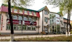 Администратор гостиницы. Улица Комсомольская 42