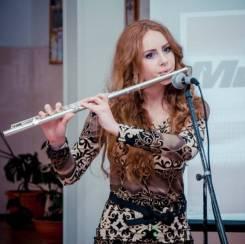 Музыкант флейтист