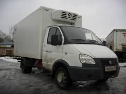 ГАЗ ГАЗель Бизнес. ГАЗ-3302 Газель-бизнес, 2016 г. в., рефрижератор, 2 890 куб. см., 950 кг.
