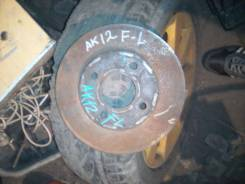 Диск тормозной. Nissan: Cube Cubic, Wingroad, Cube, AD, March, Bluebird Sylphy Двигатели: HR15DE, CR14DE, MR18DE, HR16DE, CR12DE, MR20DE
