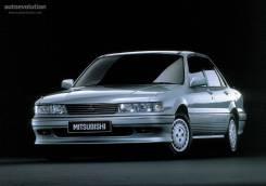 Mitsubishi Galant. E32A, 4G63