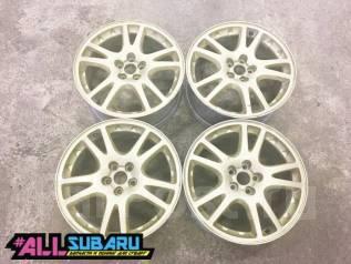 Subaru. 7.5x17, 5x100.00, ET52
