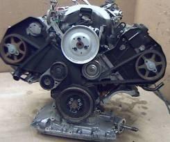 Двигатель в сборе. Audi A4, B6 Двигатель BDV. Под заказ
