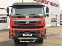Volvo FMX. Cамосвал 2013 г. в. с колёсной формулой 8x6, 12 780 куб. см., 32 000 кг.