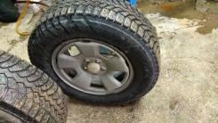 Bridgestone Blizzak Spike-01. Зимние, шипованные, 2014 год, износ: 30%, 4 шт