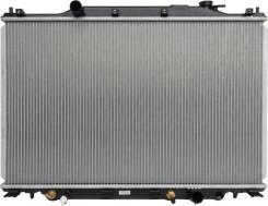 Радиатор охлаждения двигателя. Toyota: Allex, Avensis, Corolla Fielder, Corolla, Corolla Runx Двигатели: 2ZZGE, 1ZZFE, 1ZZFBE