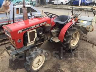Yanmar YM1300. Мини-трактор Yanmar YM 1300 Без пробега. Япония., 1 300 куб. см.