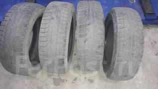Michelin X-Ice. Зимние, без шипов, 2006 год, износ: 60%, 4 шт