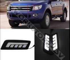 Ходовые огни. Ford Ranger, T6 Двигатели: SAFA, GBVAF, GBVAJQJ, GBVAK, GBVAL. Под заказ