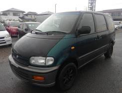 Nissan Serena. механика, 4wd, 2.0 (91л.с.), дизель, 94тыс. км, б/п, нет птс. Под заказ