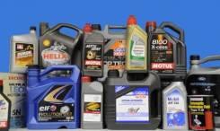 Замена моторного масла торговых марок Idemitsu, Motul, Total и Totachi