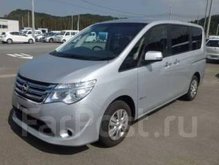 Nissan Serena. вариатор, 4wd, 2.0 (144л.с.), бензин, 88тыс. км, б/п. Под заказ