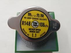 Крышка радиатора FUTABA R148 108 kPa 1.1 (Toyota 16401-67150, Honda 19045-PT0-003/004, Suzuki 17730-67H00, Isuzu 8-94408139, Mazda KL01-15-205 ) Япони...