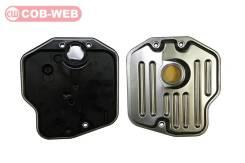 Фильтр трансмиссии с прокладкой поддона COB-WEB 112760