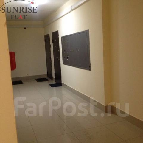 1-комнатная, проспект Красного Знамени 117д. Третья рабочая, 42 кв.м.