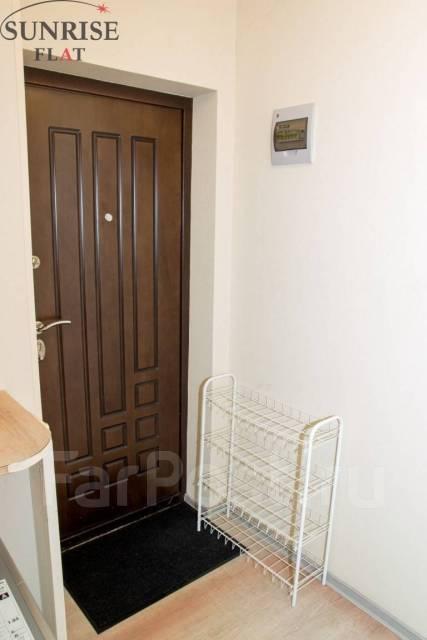 1-комнатная, проспект Красного Знамени 117д. Третья рабочая, 42 кв.м. Прихожая