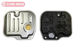 Фильтр трансмиссии с прокладкой поддона COB-WEB 112670