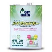 MolyGreen. Вязкость 0W-20, синтетическое