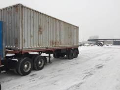 ОдАЗ 9370. Продается контейнеровоз с контейнером, 19 100 кг.