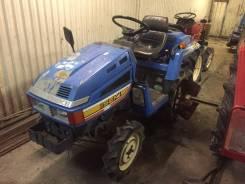Iseki. Японский трактор Leand HOPE 135 4WD без пробега с фрезой, 895 куб. см.