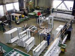 Цех по производству Пластиковых Окон и Дверей. Стеклопакеты, Жалюзи.