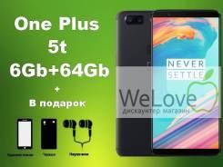 OnePlus 5T. Новый