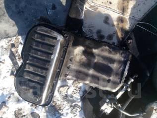 Поддон. Isuzu Bighorn Двигатель 4JG2