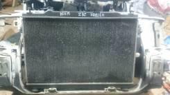 Радиатор охлаждения двигателя. Toyota Harrier, ACU15W, ACU10W Двигатель 2AZFE