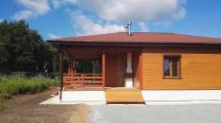 Дома из сип-панелей от строительной компании Митра.