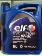 Elf Evolution. Вязкость 5W30, синтетическое