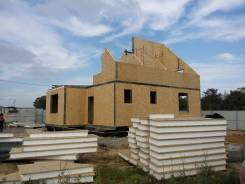 Строим дома из СИП-панелей!