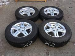 Dunlop Dufact DF5. 5.5x14, 4x100.00, ET38