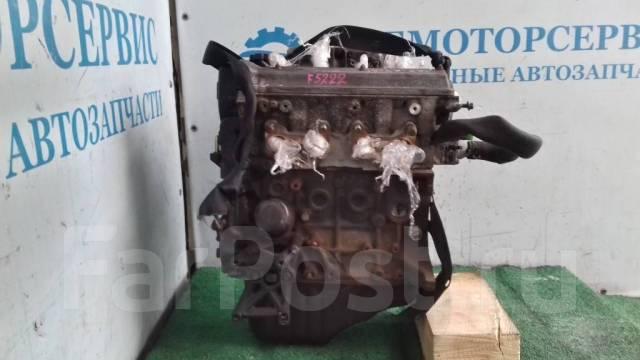 Двигатель в сборе. Toyota Tercel, EL55 Двигатель 5EFE