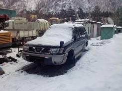 Nissan Safari. WRGY61