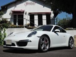 Porsche 911. автомат, задний, 3.8, бензин, 26 тыс. км, б/п. Под заказ