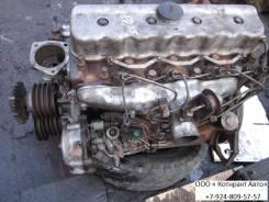 Двигатель в сборе. Nissan Atlas Двигатель ED35