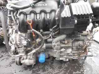 Двигатель в сборе. Honda Fit Honda Jazz, GD1 Honda Fit Aria, GD7, GD6 Двигатель L13A