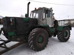 ХТЗ Т-150К. Трактор т-150К, 11 153 куб. см.