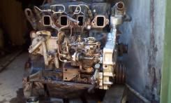 Двигатель в сборе. Nissan Terrano Nissan Atlas Двигатель TD27